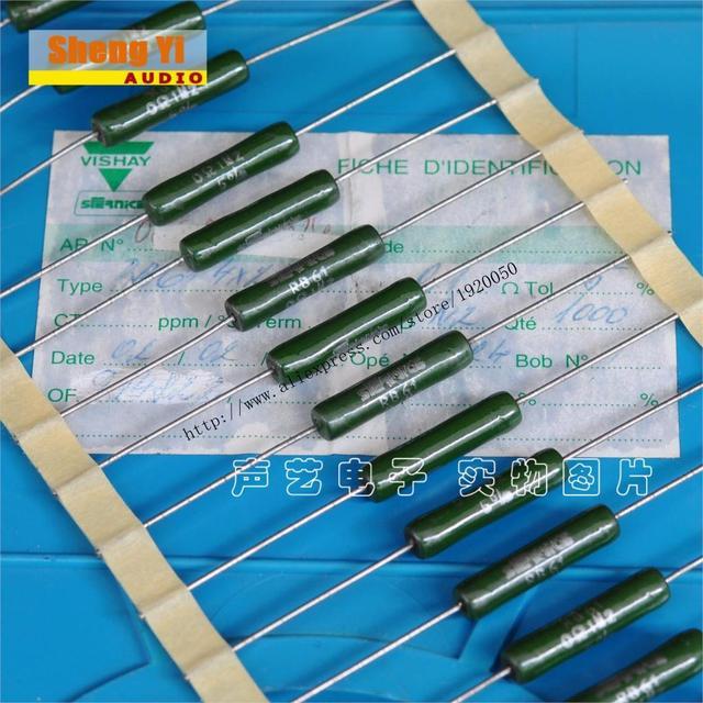 STERNICE advanced ceramic wire wound resistor 0.1R 5W 0.1 ohm RB61 5 ...