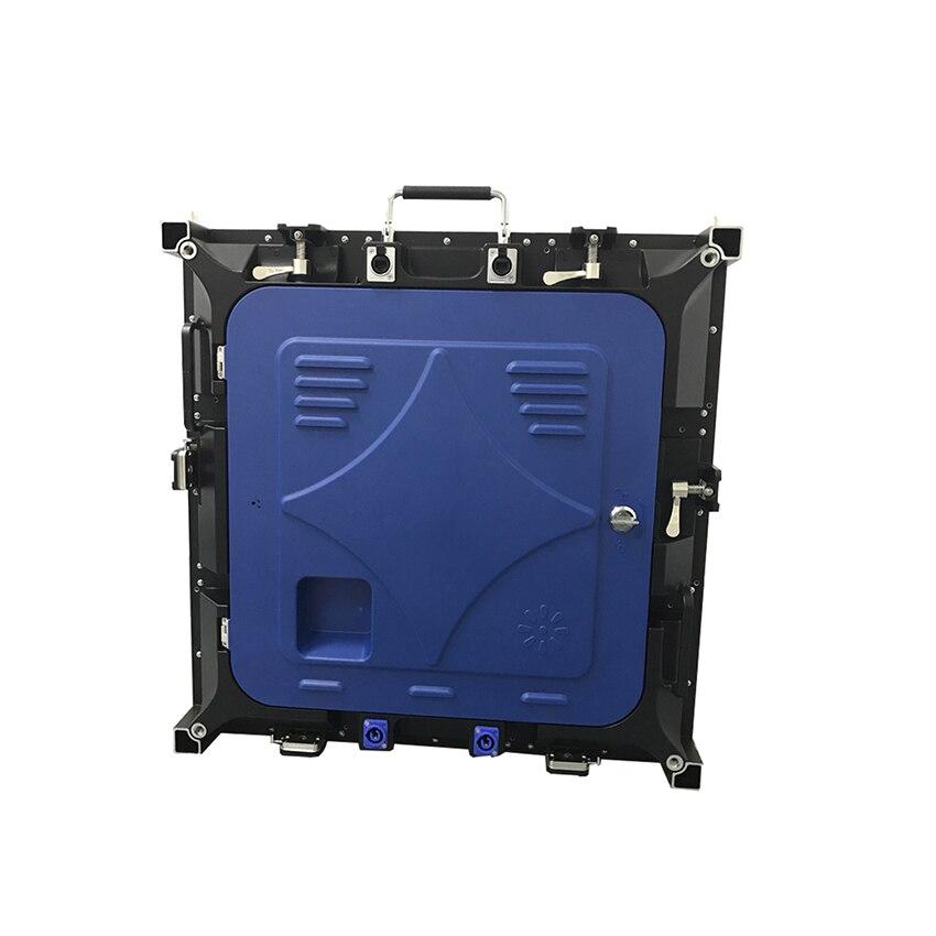 P6 576x576mm armoire extérieure polychrome Smd rvb publicité étanche grand écran d'affichage Led Commercial Led Modules affichage