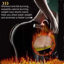 Lover Beauty Body Shaper Slimming Pants Thermo Sweat Sauna Shapewear Women Waist Trimmer Slimming Body Shaper Control Panties