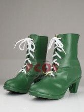 Sailor Moon Sailor Jupiter Kino Makoto Cosplay Shoes / Boots mp000564