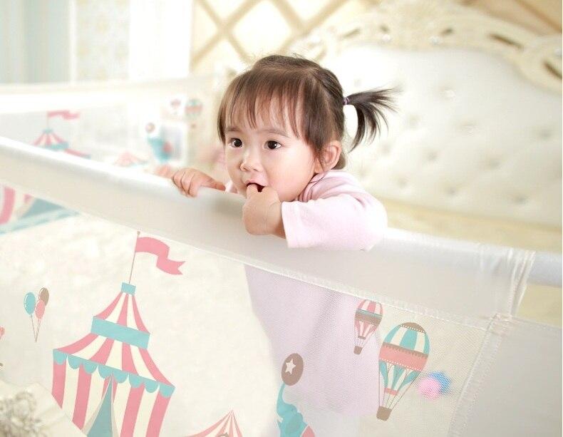 """3 pusių kūdikių lovų tvora Vaikų žaidimų stendas """"Saugūs - Vaikų veikla ir įranga - Nuotrauka 3"""