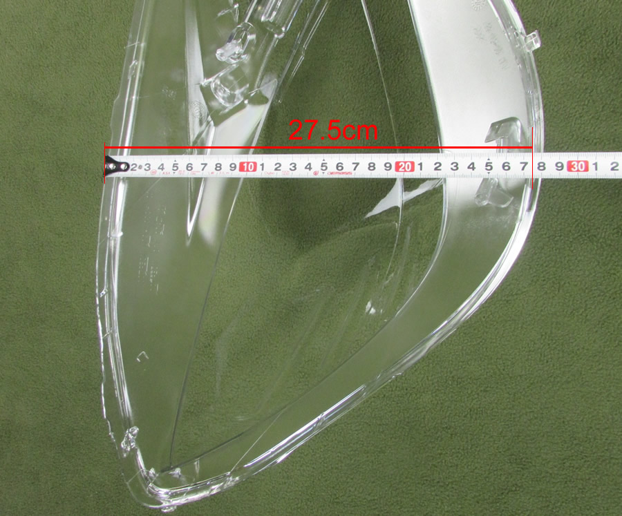 Image 5 - For 10 13 Mercedes Benz four door E class W212 E200 E260 E300 E350 Headlight Shade headlamp shell lampshade lens glass  1PCS-in Shell from Automobiles & Motorcycles