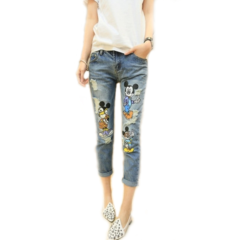 Online Get Cheap Cute Ripped Skinny Jeans -Aliexpress.com ...