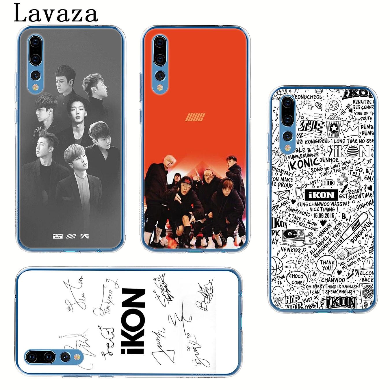 US $1 51 24% OFF|Lavaza music ikon kpop Hard Phone Case for Huawei Mate 20  P20 Pro 10 Lite for Huawei Nova 5i 4 3i 3 2i Lite Cover-in Half-wrapped