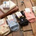 free shipping Ms. comfortable cotton socks fresh Jacquard Socks warm socks Japanese Sen female line 2015 winter new Sock Slipper