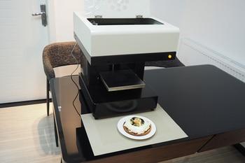 Selfies Coffee Printer Milk Tea Yogurt Cake Printing Machine DIY design art design beverage biscuit cream printer/ latte printe