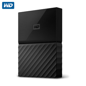 Image 2 - WD My Passport 1TB 2TB External Hard Drive Disk USB 3.0 Portable Encryption HDD HD Harddisk SATA for Laptop Notebook Windows Mac