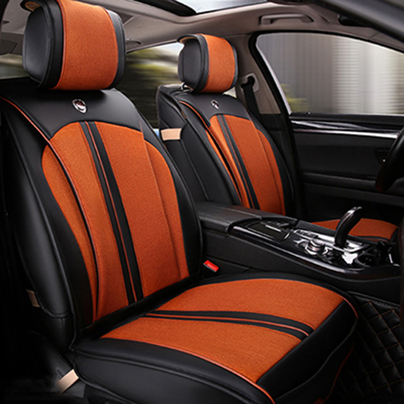 Outstanding Us 135 03 36 Off Universal Leather Car Seat Covers For Citroen C3 Xr C4 Cactus C2 C3 Aircross Suv Ds Car Accessories Car Stickers Car Styling In Gmtry Best Dining Table And Chair Ideas Images Gmtryco
