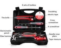 Electrical Toolbox Home Repair Kit 8/15/50 Kit Manual Household Tools