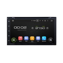 7 inch Capacitive multi-touch screen Double Din Android 5.1 Quad Core Universal Car DVD GPS Player Stereo Radio Audio