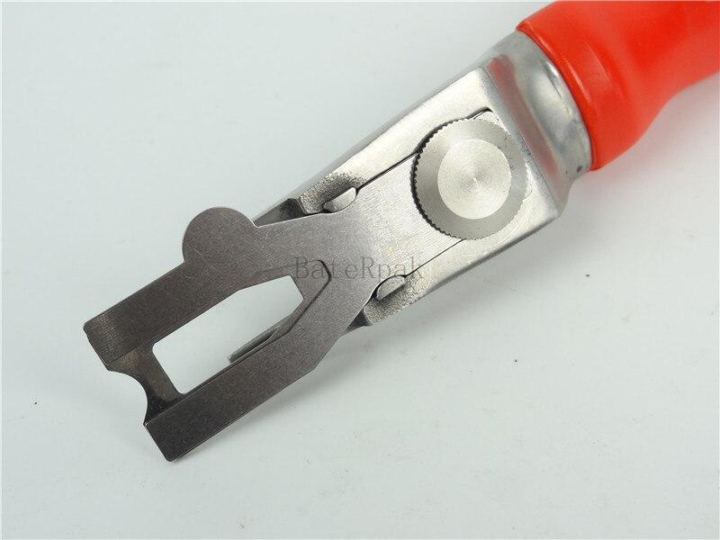 BateRpak PVC műanyag linóleum hegesztő huzalból készült kés, - Kézi szerszámok - Fénykép 4