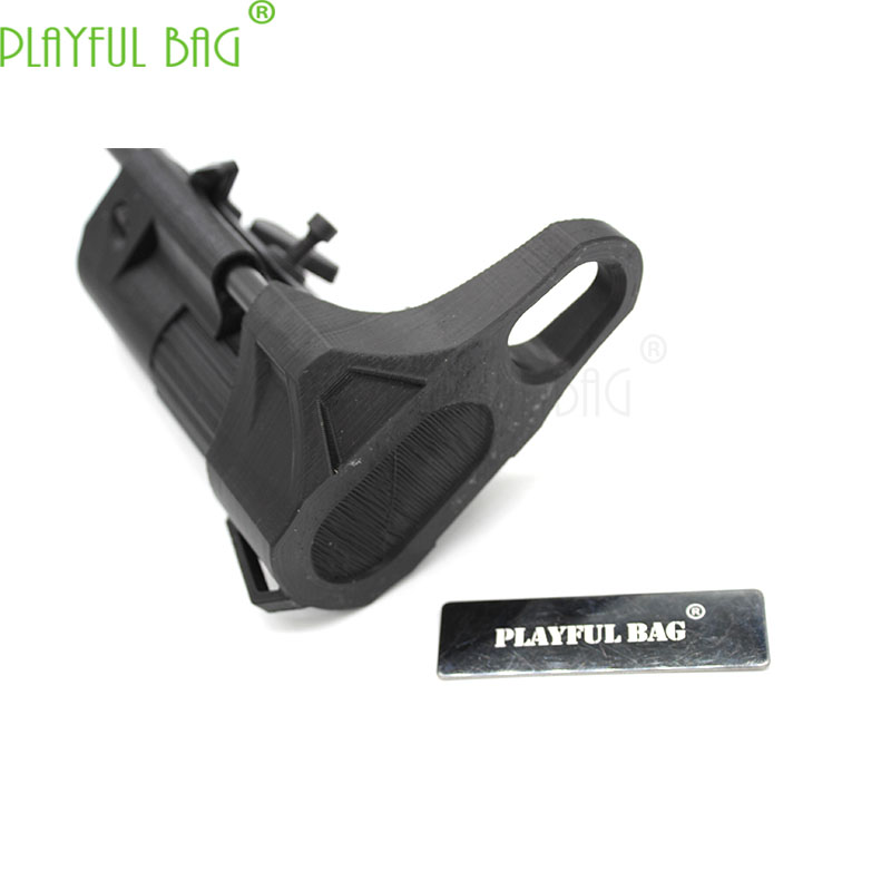 Outdoor Activity CS PDW Short Bracket Processus Brevis Telescopic Bracket 3-D Printing Of 416 Badger Back Holder KJ20