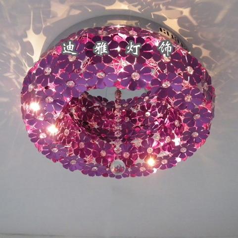 Modern brief child k9 ceiling light crystal purple aluminum ceiling modern brief child k9 ceiling light crystal purple aluminum ceiling light fitting aloadofball Images