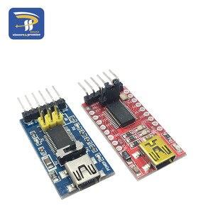Image 2 - FT232RL FT232 FTDI USB 3.3 فولت 5.5 فولت إلى TTL محول مسلسل محول وحدة منفذ صغير لاردوينو برو USB صغير إلى 232 USB إلى TTL