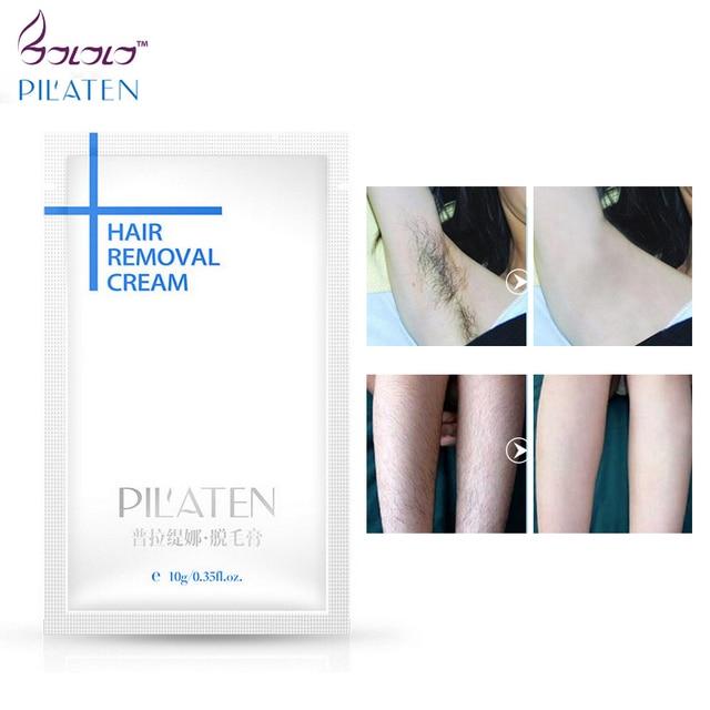 PILATEN Hair Removal Cream Skin Care Painless Depilatory Bikini Legs Armpit Hair Removal Depilation Epilator Hair Remover Creams