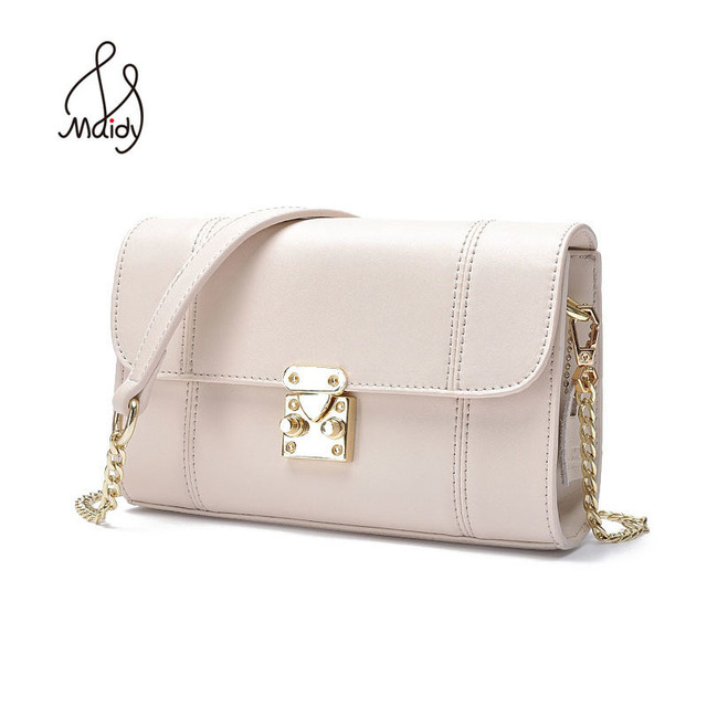 8e85281d43e US $29.48 36% OFF|Maidy Famous Woman Shoulder Crossbody Handbags Envelope  Bags Saffiano Leather Messenger Small Mini Flap Chains Lock Quality Hot-in  ...
