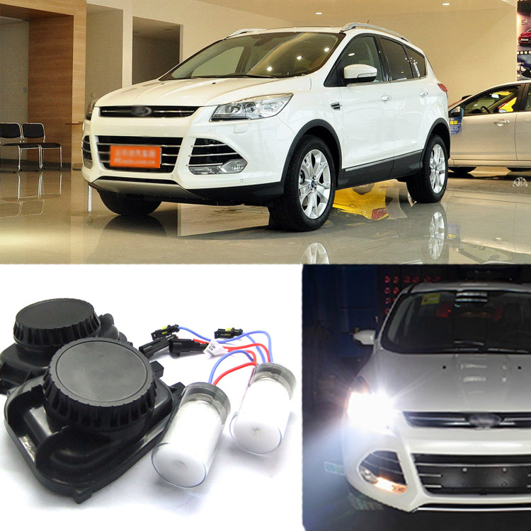 iPobooTech New Generation All In One Lower Beam Error Free H7 HID Lights For Ford Kuga