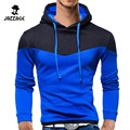 Hoodies Men 2016 Brand Male Long Sleeve Hoodie M Mixed ColorsWord Sweatshirt Mens Moletom Masculino Hoodies Slim Tracksuit 45633