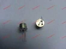Бесплатная Доставка! 2N3053 CAN3 TO-39 npn эпитаксиальный плоскостной кремния транзисторы предназначены для общего применения.