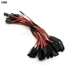 10pcs 150mm 300mm Servo for RC Y Style Male a Extension Cable Cable FOR JR Cord