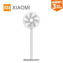 새로운 XIAOMI MIJIA SMARTMI 스탠딩 플로어 팬 2 / 2S DC 받침대 휴대용 팬 충전식 에어컨 자연풍