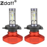 Zdatt Headlight H4 H7 H8 H9 H11 9005 HB3 9006 HB4 9003 HB2 Led Bulb Car