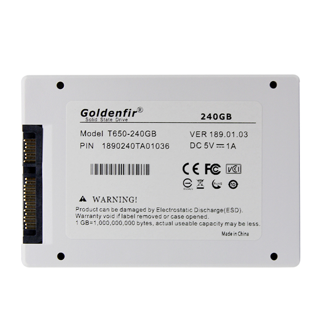 2.5″ SATA 3.0 Internal SSD