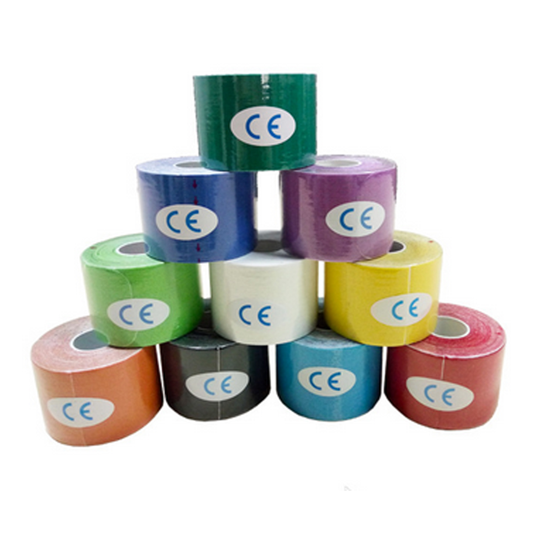 3.8cmx5m Waterproof tape Athletic First Aid Bandage Support Kinesiology Tape Sport Tapin ...