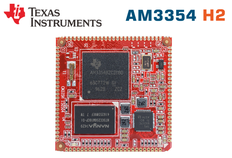 TI AM3354eMMC core module AM335x developboard AM3358 Beagleb