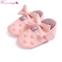 Leather Baby Boy Girl Moccasins Shoes