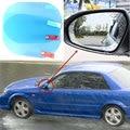 Универсальные Защитные пленки для автомобильных зеркал заднего вида из 2 предметов  водонепроницаемая непромокаемая зеркальная мембрана с...