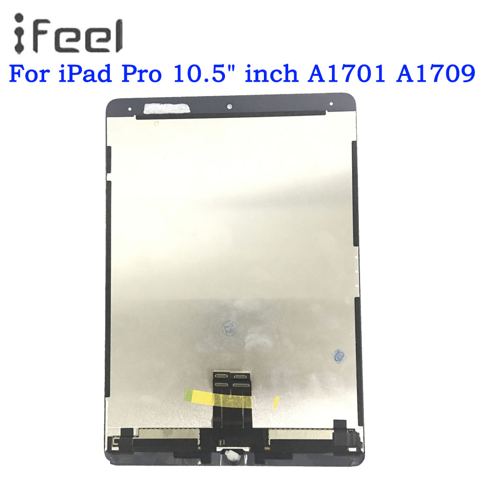 Tablet LCD Display For iPad Pro 10.5 inch A1701 A1709 Touch Screen Glass Digitizer Full Assembly Replacement Tablet LCD Display For iPad Pro 10.5 inch A1701 A1709 Touch Screen Glass Digitizer Full Assembly Replacement