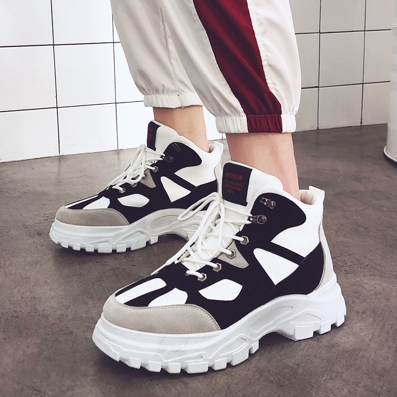 Men's Casual Shoes 2018 Fashion Man Sneakers Chaussure Homme Male