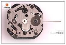 送料無料1ピースのオリジナルとブランドの新しい日本多機能VX3Jクォーツ時計ムーブメント6ピン