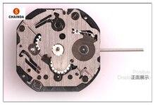 Frete grátis 1pc de original e nova marca japão multifuncional vx3j movimento relógio de quartzo 6 pinos