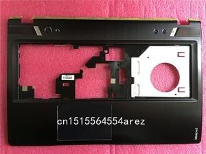 Image 5 - New original Lenovo Y580 lcd rear Back+lcd bezel screen frame +Palmrest/The keyboard cover+base cover case 90200852