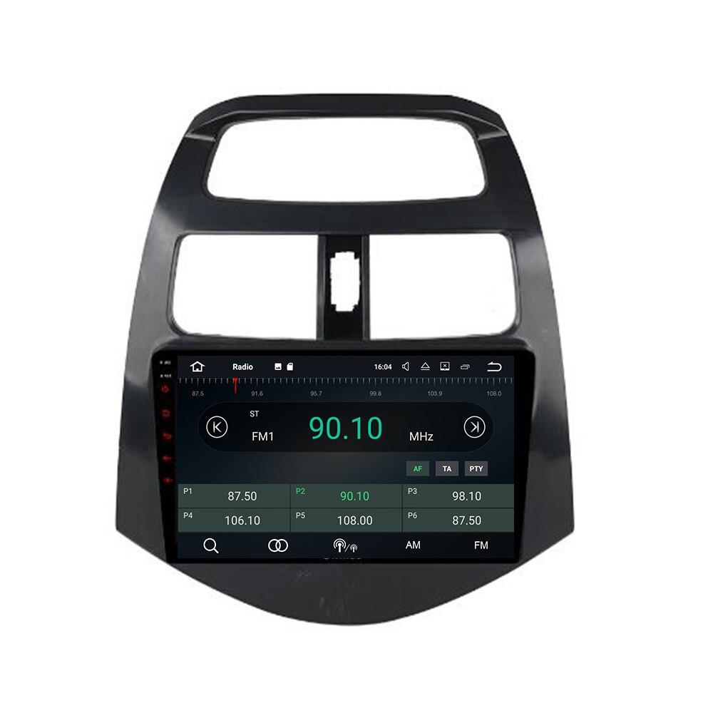Lecteur dvd gps auto voiture écran tactile avec port USB MP3 Bluetooth intégré pour Chevrolet Spark Beat Matiz Android GPS caméra gratuite