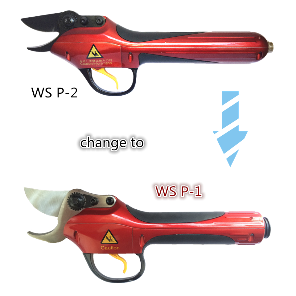 Update the pruner from WSP-2 to WSP-1 bosi fresh leaves quick pruner 8 200mm curved by pass pruner shear