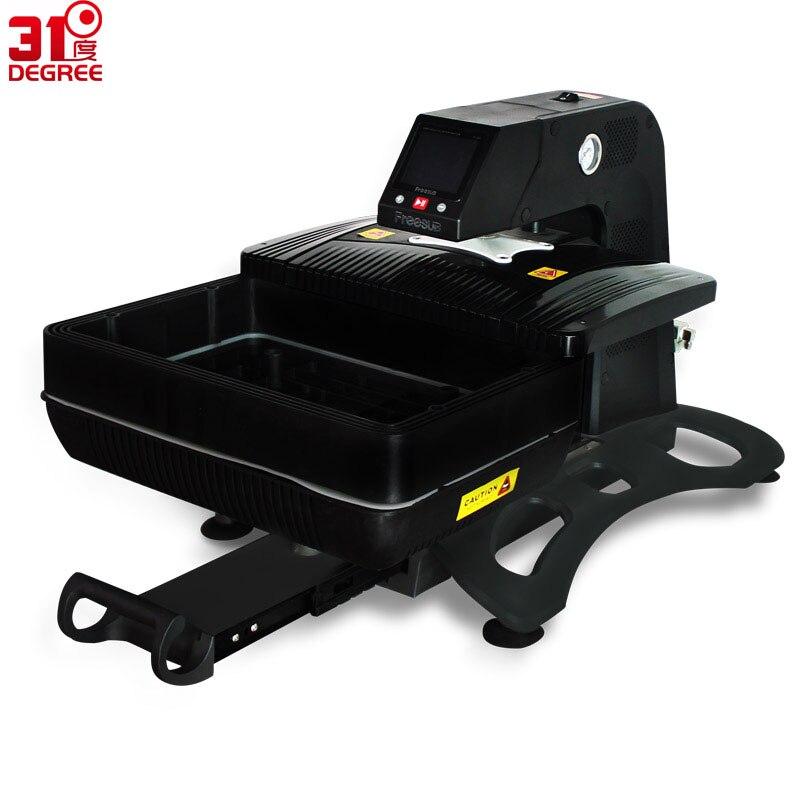 3D Vacuum Thermal Heat Transfer Machine Sublimation Heat Press Printer Mug/T Shirt/phone Case Cup/ Digital Printing Machine