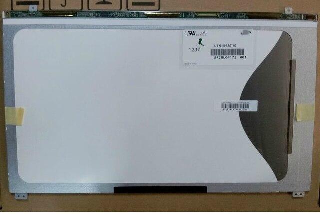 ТК Ноутбук ЖК-Экран СВЕТОДИОДНАЯ Панель Дисплея 15.6 дюймов Замена ремонт часть LTN156AT19-001