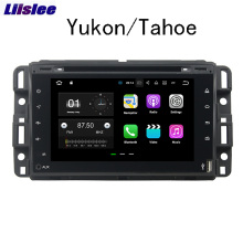 Liislee For GMC Yukon/Tahoe 2007~2012 Android Car Navigation GPS Audio Video Radio HD Touch Screen Stereo Multimedia Player.