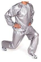 Heavy Duty Fitness font b Weight b font font b Loss b font Sweat Sauna Suit