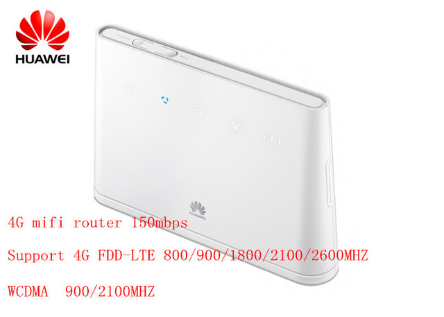 Original HUAWEI 4g 150mbps wifi router b310 B310S-22 4G LTE CPE WIFI car ROUTER pk b593 b880 b890 e5172 fdd all band
