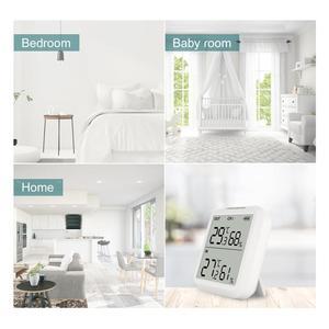 Image 5 - Inkbird ITH 20R цифровой гигрометр комнатный термометр датчик влажности с точным температурным дисплеем для аквариума гаража