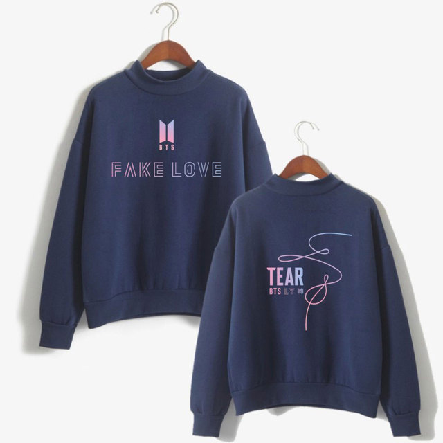 Fake Love Love Yourself Sweatshirt BTS