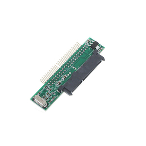 "Image 4 - Adaptador de puerto SATA a IDE para unidad de ordenador portátil, 2,5 pulgadas, HDD, SSD, Serie ATA 7 + 15P hembra a 44 pines macho PATA IDE, tarjeta de 2,5 "", convertidor de SATA a IDE"