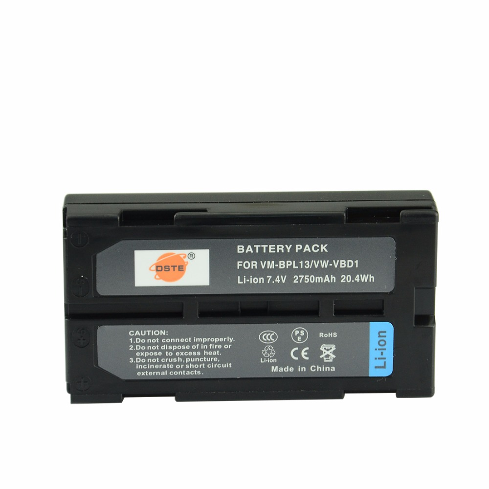 Dste Vw Vbd1 Rechargeable Battery For Panasonic Nv Ds1en Pv Dv700 Ez Photo Flash At 15 Volts By D965 1p Ds5 Dv710 Ga Ez20 Gr Dls1u Dvl9000 Camera In Digital Batteries From