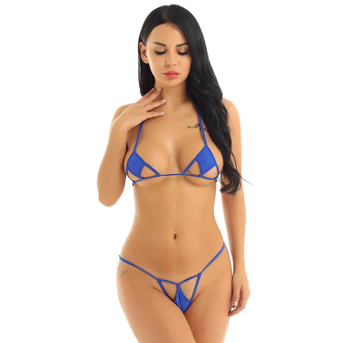 Micro Bikini Sexy Dance