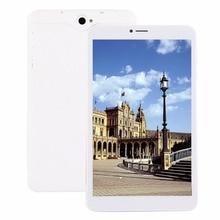 8.0 pulgadas 3G Tablet PC Llamada Telefónica SC7731 Quad Core 1 GB 8 GB Android 4.4 WiFi OTG GPS Bluetooth FM Dual SIM WCDMA 3500 mAh