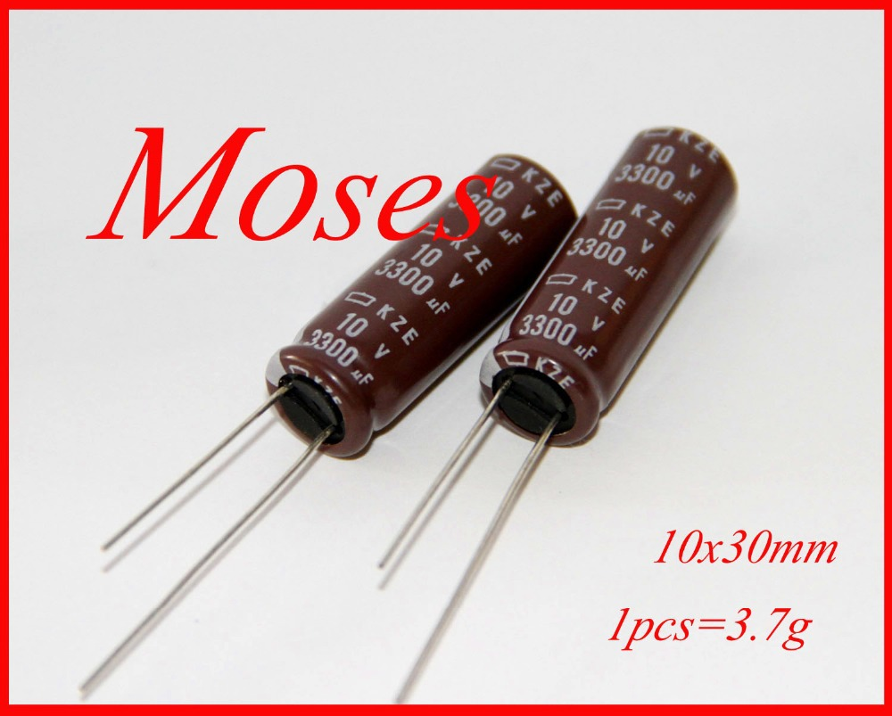 100uf 35v Rubycon Radial Electrolytic Capacitors 8x12mm YXG 35v100uf 10pcs